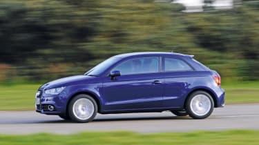 Audi A1 profile