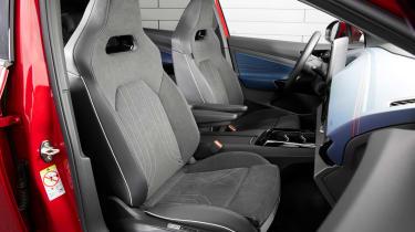 Volkswagen ID.4 GTX seats
