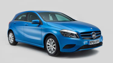 Used Mercedes A-Class - front