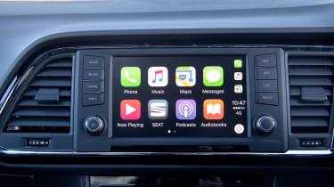 SEAT Ateca 2.0 TSI - Apple CarPlay