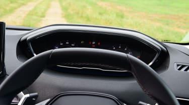 Peugeot 3008 - dash