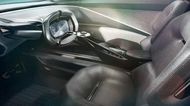 Lagonda All-Terrain concept - seats