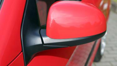 Used Kia Picanto - wing mirror