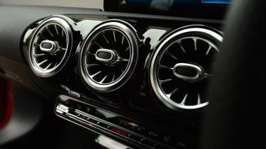 Mercedes A-Class - vents
