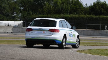 FitCar PPV rear quarter