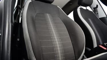 Hyundai i10 - seats