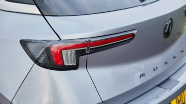 Vauxhall Mokka - rear lights