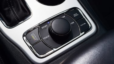 Jeep Grand Cherokee Trackhawk - interior detail