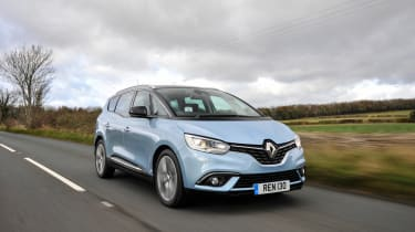 Renault Scenic and Grand Scenic Hybrid Assist - 8