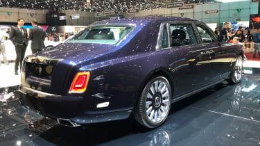 Rolls-Royce Phantom bespoke - rear