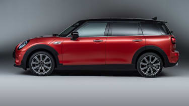 MINI Clubman - studio side static