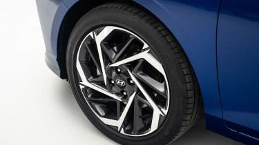 Hyundai i20 - wheel