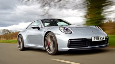 Porsche has kept the 911's styling consistent since the 1960s but the technology beneath the retro lines has evolved quickly keeping the coupe at the top of the sports car class.
