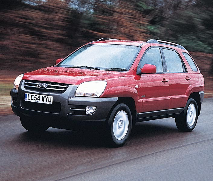 Kia Sportage 2005 Review