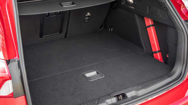 Ford Focus Estate - boot side