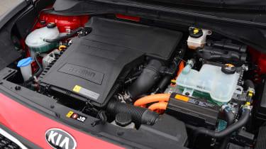 Kia Niro long-term - first report engine