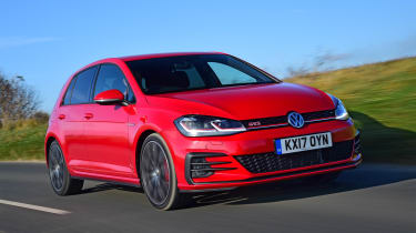 Volkswagen Golf GTI Performance Pack - front