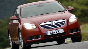 Best cars for under £5,000 - Vauxhall Insignia