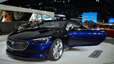 LA Motor Show - Buick Avista