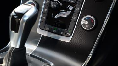 Volvo S60 interior detail