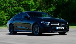 Mercedes CLS 450 - front