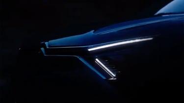 Citroen C5 2021 - headlight