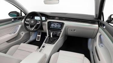Volkswagen Passat Alltrack - cabin