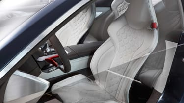 BMW Concept 8 Series - front seat
