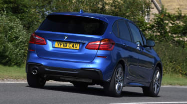 BMW 225xe Active Tourer - rear