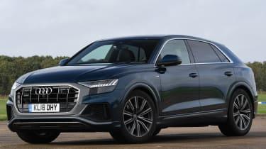 Audi Q8 - Front Static