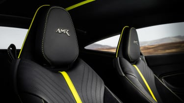 Aston Martin DB11 AMR - front seats