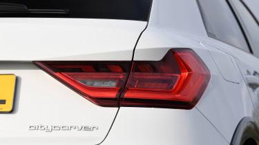 Audi A1 Citycarver - rear light