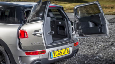 MINI Clubman ALL4 - rear doors