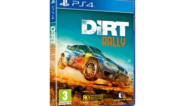 DiRT Rally - Box