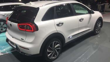 Kia Niro PHEV Geneva - rear