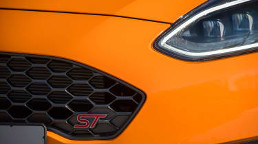 Ford Fiesta ST Performance - front detail