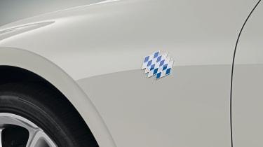 Bentley Continental GT Convertible Bavarian Edition - badge