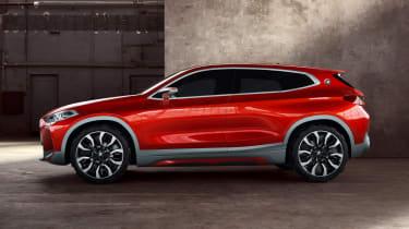 BMW X2 Concept - side