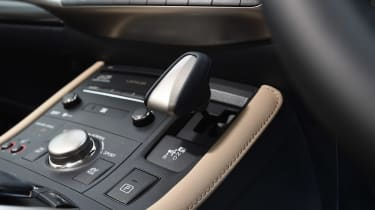 Lexus CT 200h - transmission