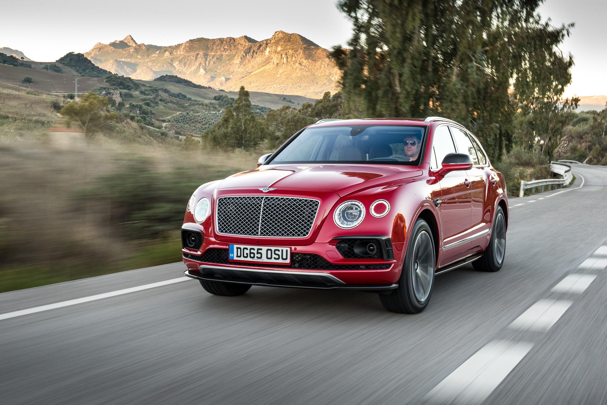Bentley Bentayga Review Interior Design And Technology Auto Express