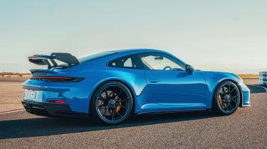 Porsche 911 GT3 - rear static