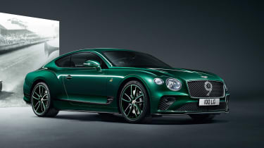 Bentley Continental GT Number 9 Edition by Mulliner - front