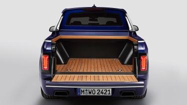 BMW X7 pick-up truck load bay