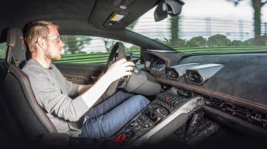 Lamborghini Huracan Performante Sean carson