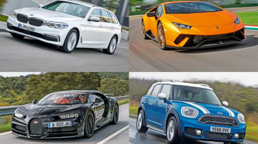 Best new cars of 2017: our road tests of the year - header
