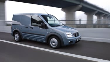 Ford Transit Connect right side
