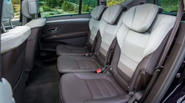 Renault Espace - rear seats