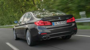 BMW Alpina D5 S - rear