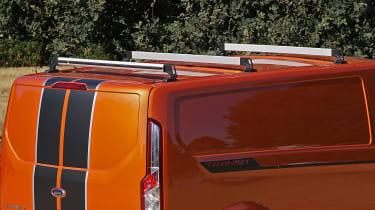 Ford Transit Custom - rear