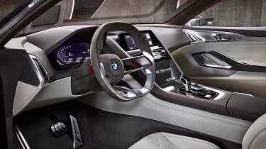 BMW Concept 8 Series - dash